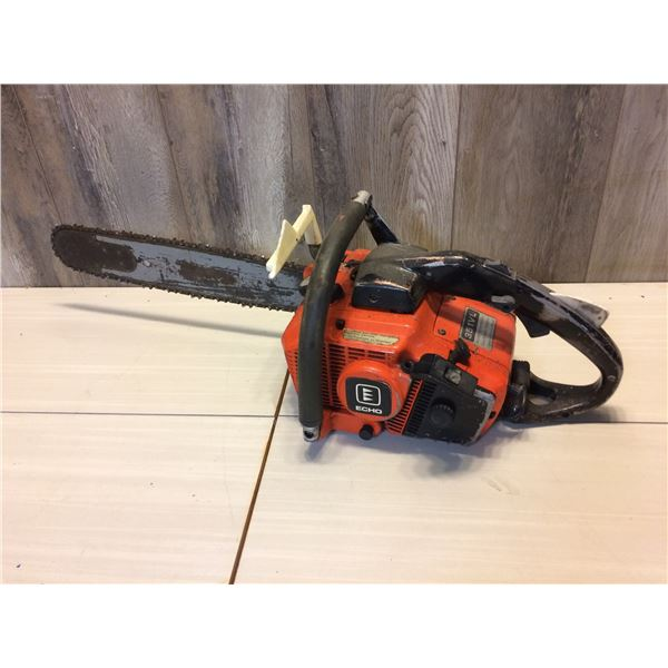 ECHO  351VL CHAINSAW