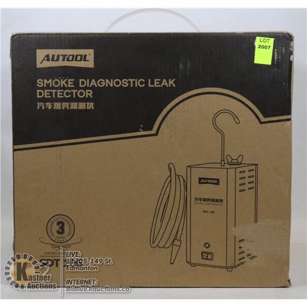 AUTOOL SMOKE DIAGNOSTIC DETECTOR