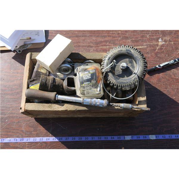 lot tool/misc hardware