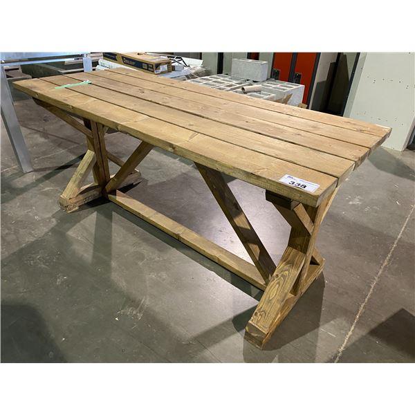 "TABLE 29 X 70 X 32"""