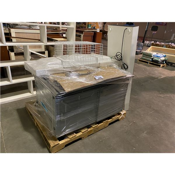 PALLET OF SINKS & MORE
