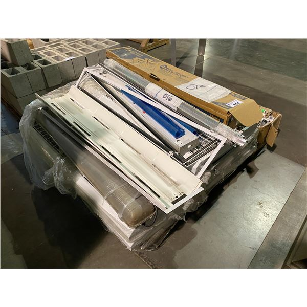 PALLET OF LIGHTING RELATED PRODUCTS