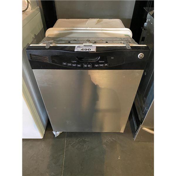 GE DISHWASHER GLD4550R00CS