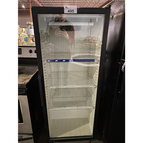 QBD COOLING SYSTEMS FREEZER MODEL DC12HB