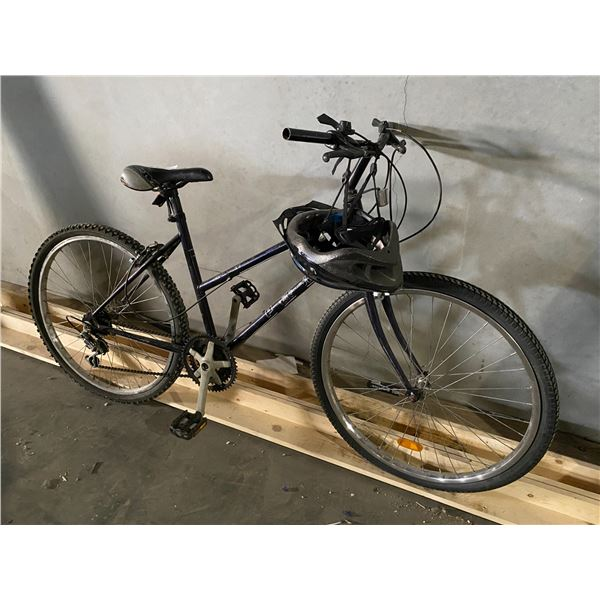 21 SPEED BICYCLE WITH HELMET