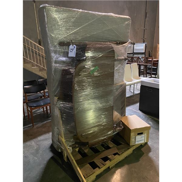 PALLET OF ASSORTED MISC. ITEMS
