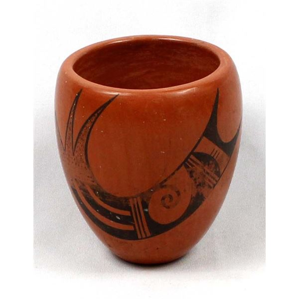 Historic Hopi Pottery Bowl by Geneva Pavatea