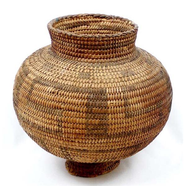 Antique Native American Pima Basket