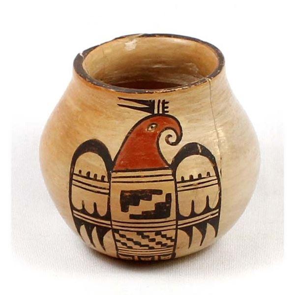 Historic Hopi Pottery Jar by Edith Nash