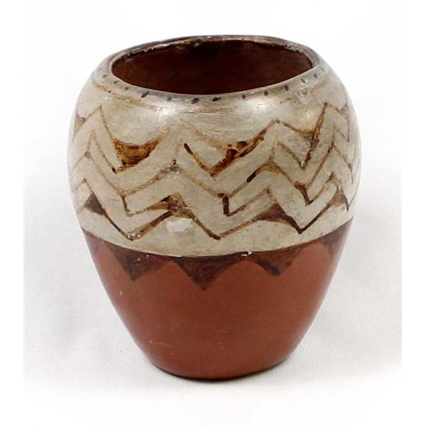 Historic Native American Maricopa Pottery Jar