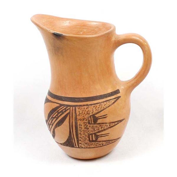 Historic Hopi Pottery Pitcher