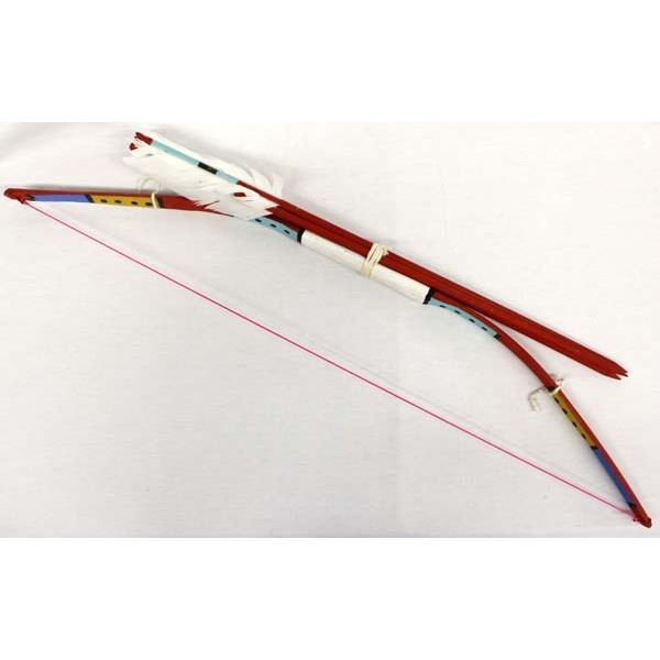 Hopi Hand Crafted Child's Bow and Arrows