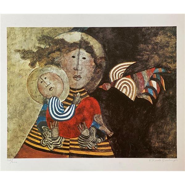 """Graciela Boulanger """"Mother and Child"""""""