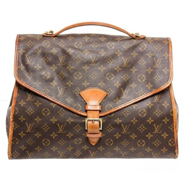 Louis Vuitton Monogram Canvas Beverly Briefcase