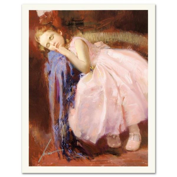 "Pino (1939-2010) ""Party Dreams"" Limited Edition Giclee. Numbered and Hand Signed"