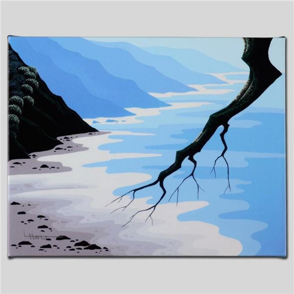 """""""Coast Ecstasy"""" Limited Edition Giclee on Canvas by Larissa Holt, Numbered and S"""
