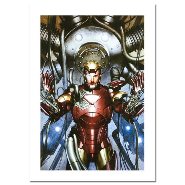 "Marvel Comics, ""Iron Man: Director of S.H.I.E.L.D. #31"" Numbered Limited Edition"