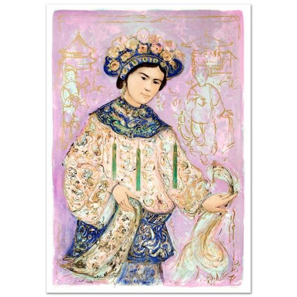 """Princess of the Imperial Summer Palace"" Limited Edition Lithograph (27.5"" x 40"""