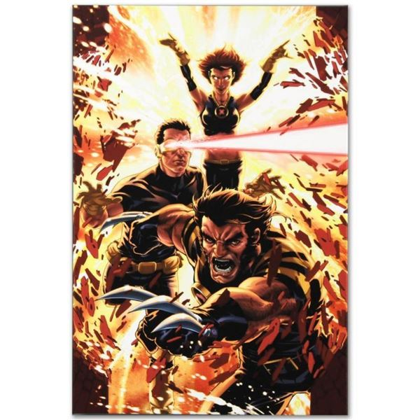 "Marvel Comics ""Ultimatum: X-Men Requiem #1"" Numbered Limited Edition Giclee on C"