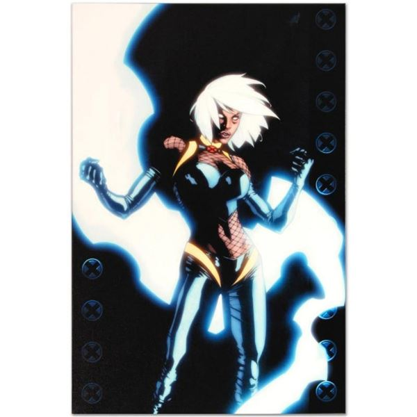 "Marvel Comics ""Ultimate X-Men #89"" Numbered Limited Edition Giclee on Canvas by"