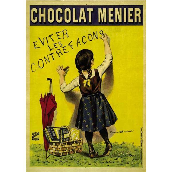 Firmin Bouisset - Chocolat Menier