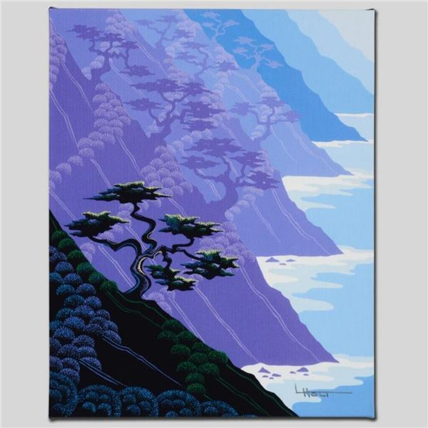 """""""Bonsai"""" Limited Edition Giclee on Canvas by Larissa Holt, Numbered and Signed."""