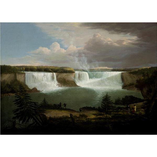 Alvan Fisher - Niagra Falls