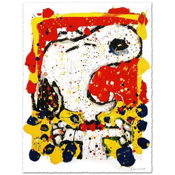 """""""Squeeze the Day-Friday"""" Limited Edition Hand Pulled Original Lithograph (28"""" x"""