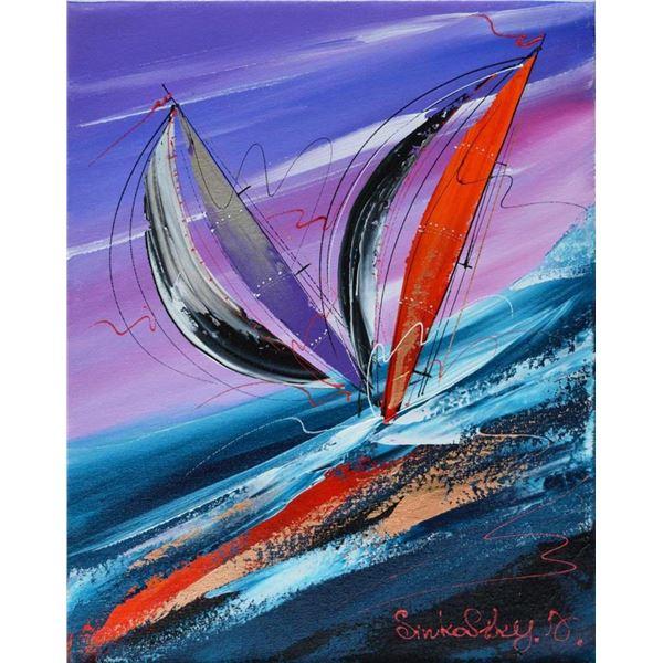 Sinkovsky Amazing Acrylic Painting