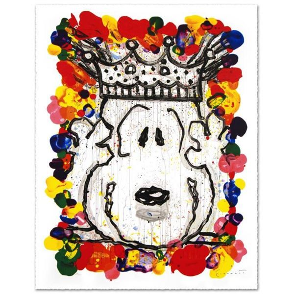 """Best in Show"" Limited Edition Hand Pulled Original Lithograph (26"" x 36"") by Re"