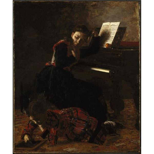 Thomas Eakins - Home Scene