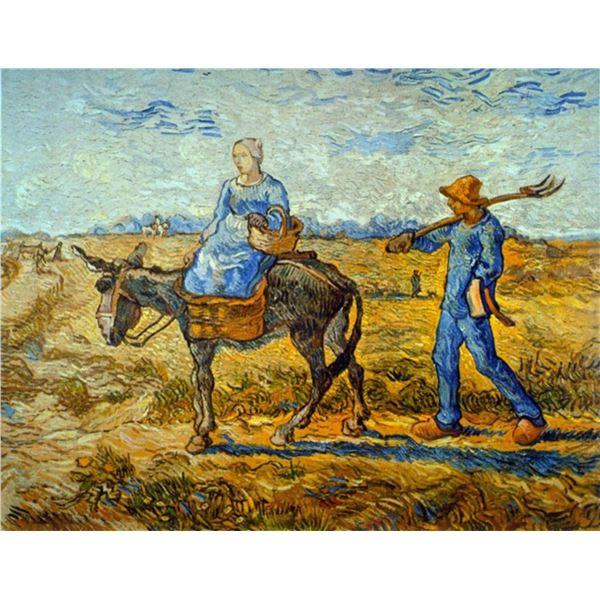 Van Gogh - Morning