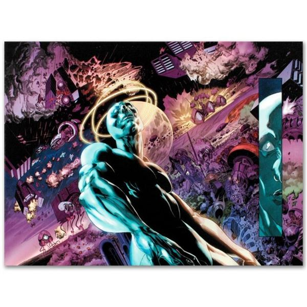 "Marvel Comics ""Silver Surfer: In Thy Name #3"" Numbered Limited Edition Giclee on"