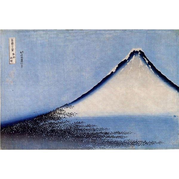 Hokusai - Mount Fuji [2]