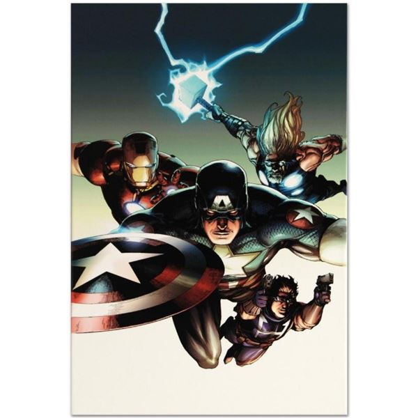 """Marvel Comics """"Ultimate Avengers vs. New Ultimates #2"""" Numbered Limited Edition"""