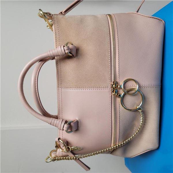 See by Chloe Emy Shoulder Bag - Powder One Size