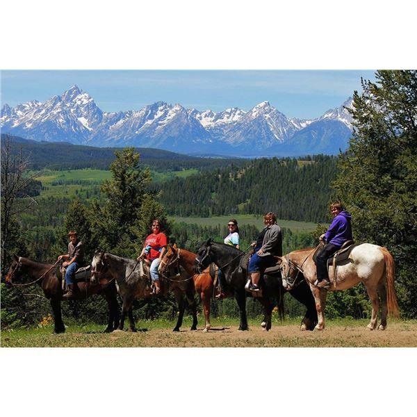 Teton Horseback Adventures