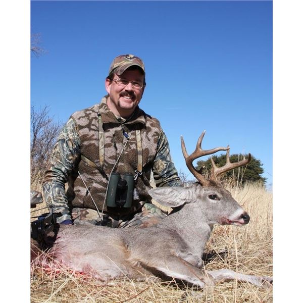 Southern Arizona Coues Deer hunt for 2 Hunters