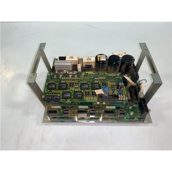 FANUC A06B-6400-H106 SERVO AMPLIFIER