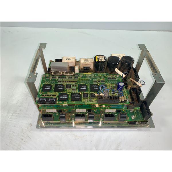 FANUC A06B-6400-H102 SERVO AMPLIFIER