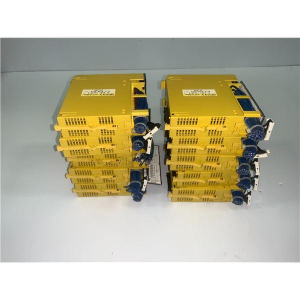 (10) - FANUC A03B-0819-C154 A0D16D MODULES