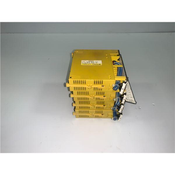 (4) - FANUC A06B-0819-C051 AAD04A MODULES