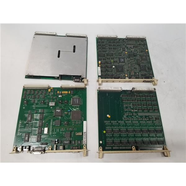 LOT OF ABB CIRCUIT BOARDS *SEE PICS FOR PART #S*