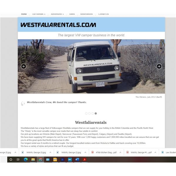 WWW.WESTFALIARENTALS.COM