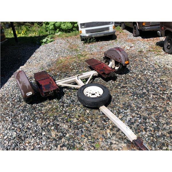 1984 AUTO-TOW DOLLY TRAILER VIN # 184CF3318E1084674 *NANAIMO*