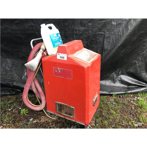 CLARK COMMERCIAL CARPET CLEANER WITH HAND WAND *NANAIMO*