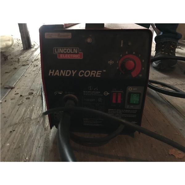 LINCOLN HANDY CORE ELECTRIC WELDER *NANAIMO*