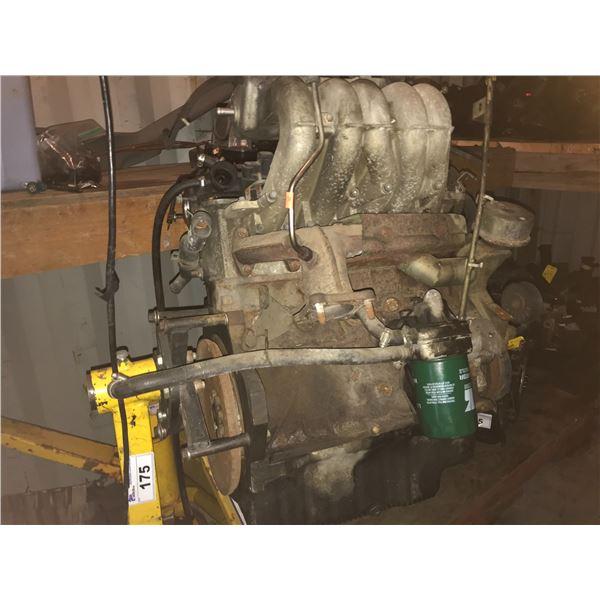 EUROVAN ENGINE - COMPRESSION OK MAINLY CORE *NANAIMO*