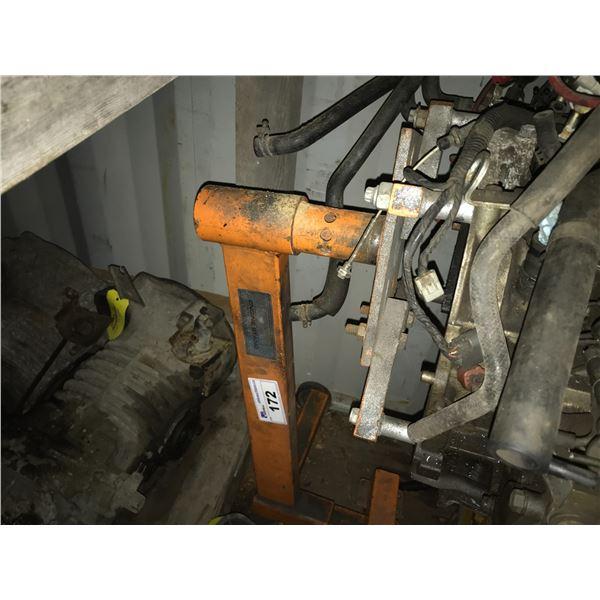 MOBILE ENGINE STAND *NANAIMO*