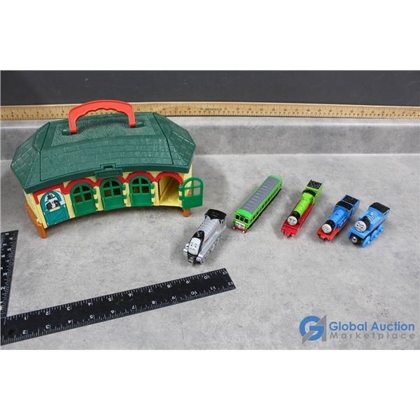 Thomas The Train Play Set